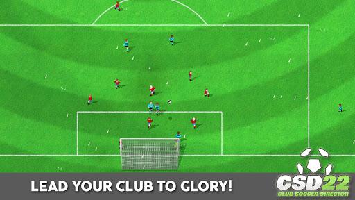 Club Soccer Director 2022  screenshots 8