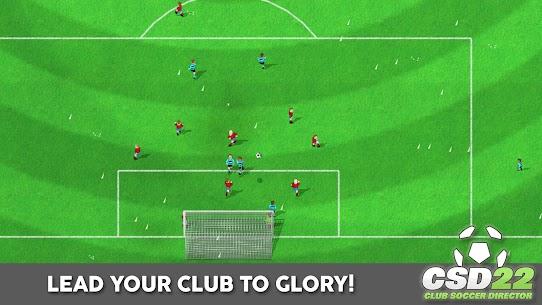 Club Soccer Director 2022 Mod Apk 1.3.5 (Unlimited Money) 7