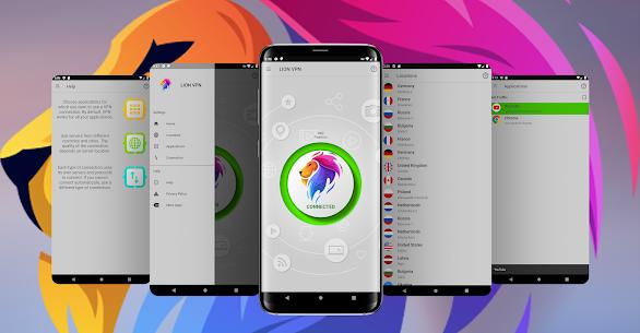 Lion Vpn – Ücretsiz Full Apk İndir 1