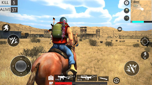 Desert survival shooting game 1.0.6 Screenshots 4