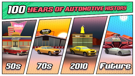 Car Drift MOD APK: Racing History (Unlimited Money) 2