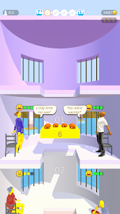 Food Platform 3D MOD (Unlimited Money) 1