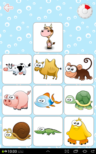 Kids Brain Trainer (Preschool) 2.8.0 screenshots 10