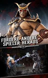 MORTAL KOMBAT - Mobile Kampfspiele Screenshot