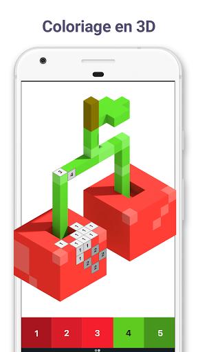 Code Triche Pixel Art : Jeu de coloriage par numéros (Astuce) APK MOD screenshots 4