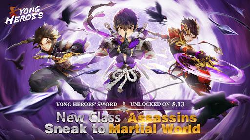 Yong Heroes 1.5.1.001 screenshots 1