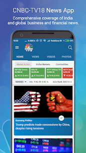 CNBCTV18 Business Market News For Pc – (Windows 7, 8, 10 & Mac) – Free Download In 2020 1