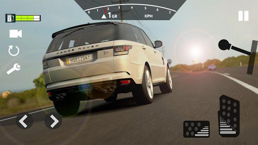 Crazy Car Driving & City Stunts: Rover Sport 1.12 Screenshots 1