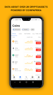COINS: One App For Crypto by Coinpaprika