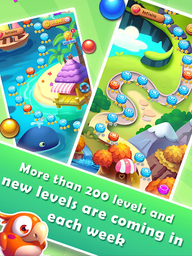 Bubble Bird Rescue 2 - Shoot! 3.1.8 screenshots 10
