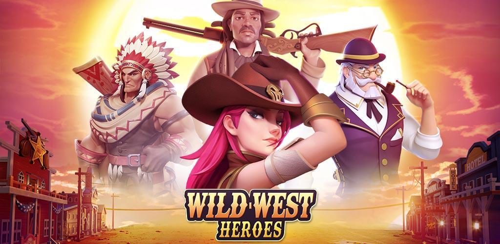 Wild West Heroes poster 0