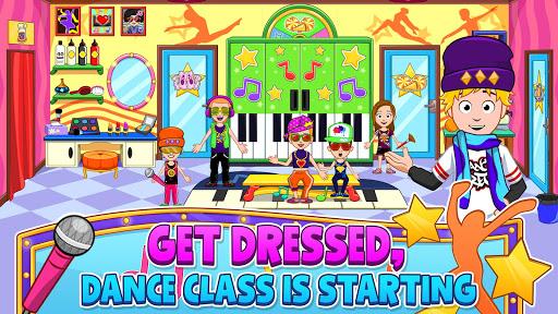 My Town : Dance School. Girls Pretend Dress Up Fun 1.28 Screenshots 4