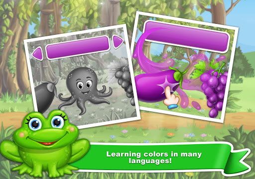 Learn colors for toddlers! Kids color games! 1.1.8 screenshots 8