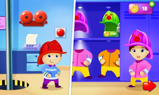 fireman game screenshot 2