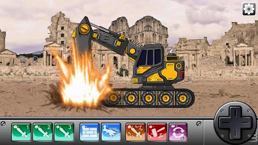Combine! Dino Robot - Apatosaurus Dinosaur Puzzle  screenshots 2