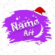 BHM Name Art - My Name Art Designs Photo Editor