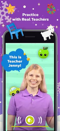 Learn English for Kids by Galaxy Kids 3.1.2 screenshots 5