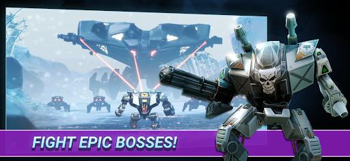 Mech Tactics: Fusion Guards 1.1.3 screenshots 15