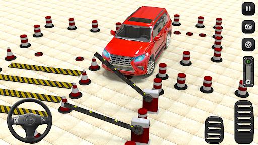 Prado Car Games Modern Car Parking Car Games 2020  screenshots 4