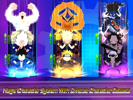 Super Stick Fight All-Star Hero: Chaos War Battle modavailable screenshots 10