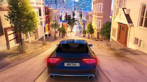 Metal Car Driving Simulator 0.1 screenshots 9
