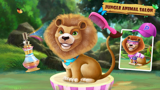 ud83eudd81ud83dudc3cJungle Animal Makeup apktram screenshots 15