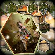 Hidden Scenes: Fairytale Fantasy - Mosaic Puzzle