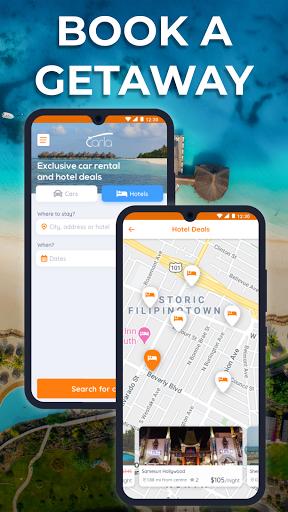 Carla Car Rental - Last minute car rental deals android2mod screenshots 7