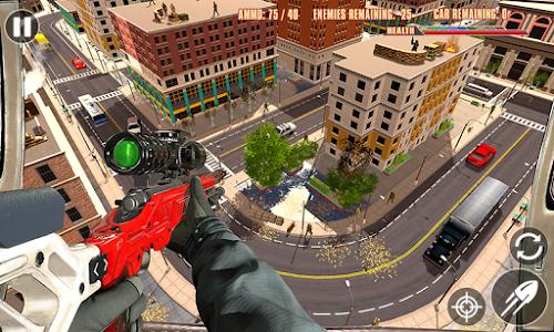 Helicopter Strike 3D - Air Gunship Battle Games 1.02