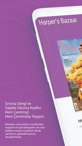 Türk Telekom e-dergi  screenshots 1