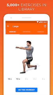 Virtuagym Fitness Tracker Home Gym v9.3.2 PRO APK 1