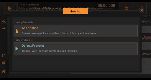 Song Maker - Free Music Mixer  Screenshots 6