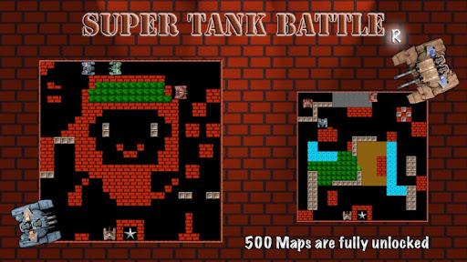 Super Tank Battle R - Type X 5.01 screenshots 1