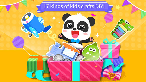 Baby Panda's Kids Crafts DIY 8.48.00.01 screenshots 17