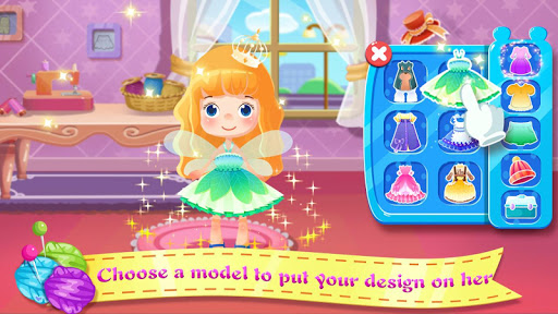 u2702ufe0fud83euddf5Little Fashion Tailor 2 - Fun Sewing Game  screenshots 6