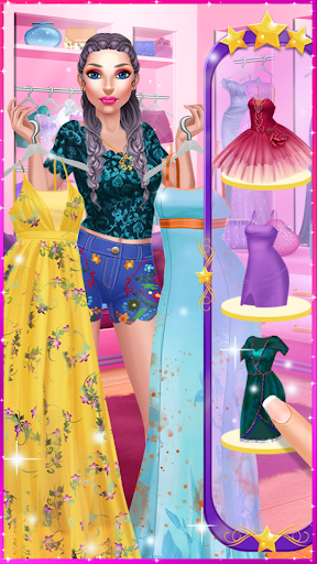 Ellie Fashionista - Dress up World android2mod screenshots 2