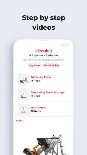 SWEAT: Fitness App For Women 5.17.8 Screenshots 7