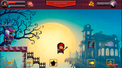 escape of the witch screenshot 2