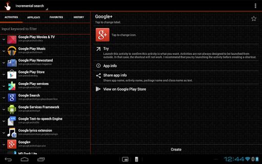 QuickShortcutMaker 2.4.0 screenshots 5
