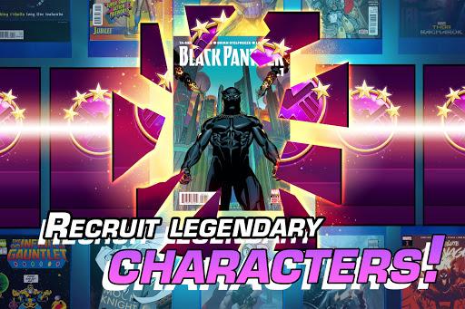 MARVEL Puzzle Quest: Join the Super Hero Battle! 219.556184 screenshots 5