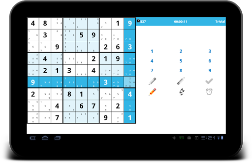 Travel Sudoku - With GPS Alarm For PC Windows (7, 8, 10, 10X) & Mac Computer Image Number- 13