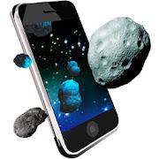 Asteroids 3D Live Wallpaper HD