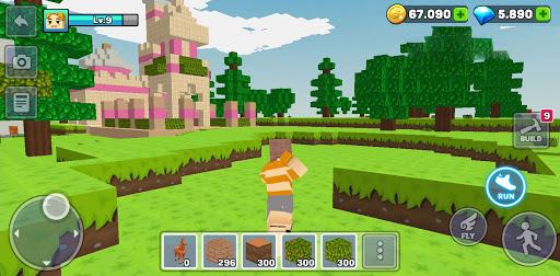 MiniCraft: Blocky Craft 2021 screenshots 4