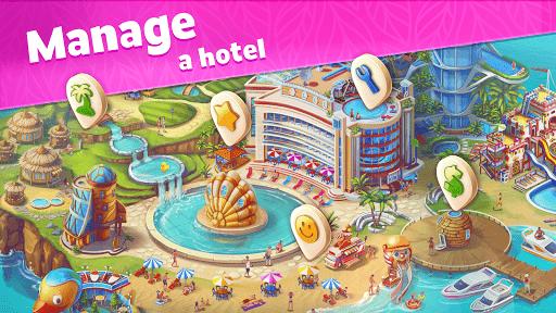Paradise Island 2: Hotel Game  screenshots 1