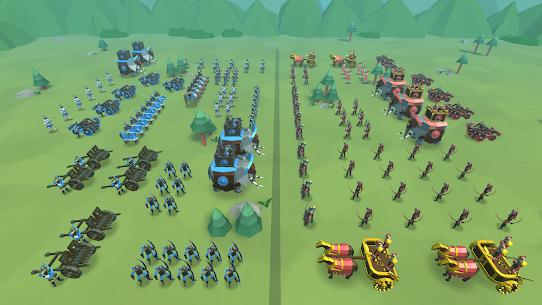 Baixe o Mod Apk do Epic Battle Simulator 2 2