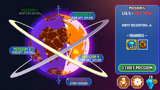 fusion heroes screenshot 2