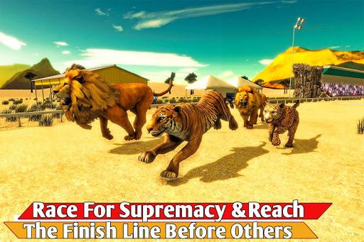 Savanna Animal Racing 3D 1.0 screenshots 6