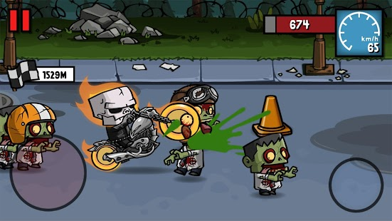 Zombie Age 3: Shooting Walking Zombie: Dead City Screenshot