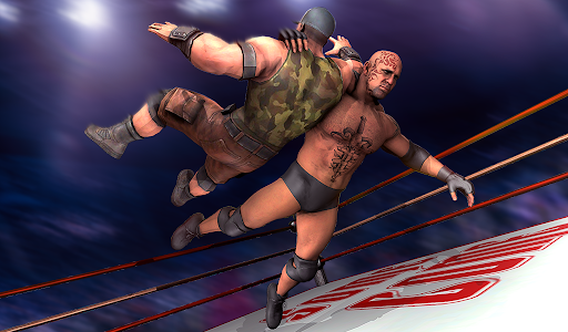 World Wrestling: Offline Games  screenshots 11