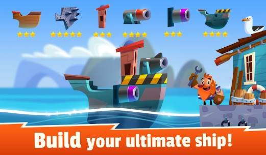 Oceans of Steel Mod Apk (Free Chests/Free Coins) Download 6